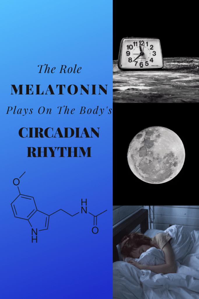 role of melatonin on sleep