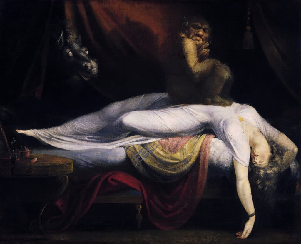 sleep paralysis how and why it happens