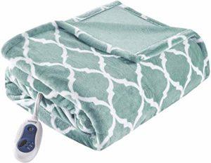 2 heated blankets