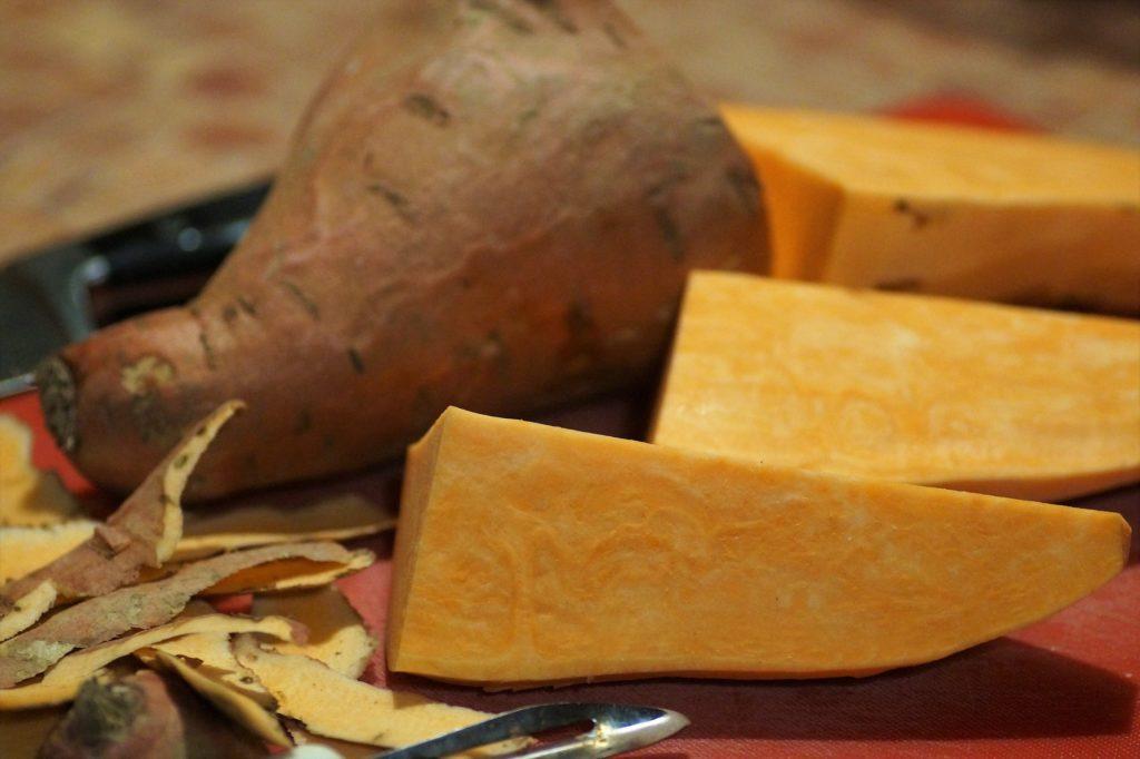 sweet potato good for sleep